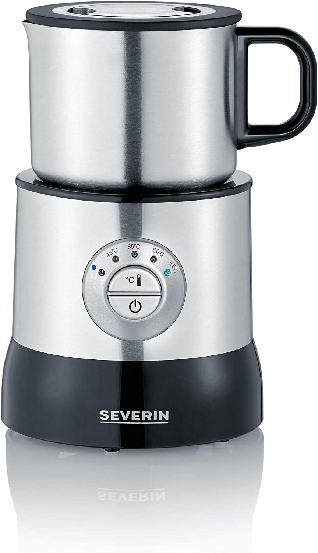 SEVERIN SM 3583 Emulsionador de Leche, Calentador (hasta 700 ml ...