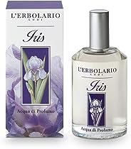 L'Erbolario Lodi Acqua di Profumo Iris (Eau de Parfum) 1.7 fluid ounces (50 ml.)
