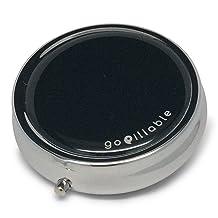 GoPillable Black Decorative