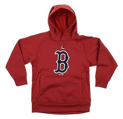 Logo del equipo de béisbol MLB juventud niños FLC – Sudadera con capucha, de diferentes