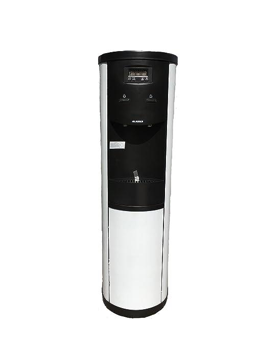 Distribuidor de agua Alaska wds52s dispensador agua caliente y fría de acero inoxidable.