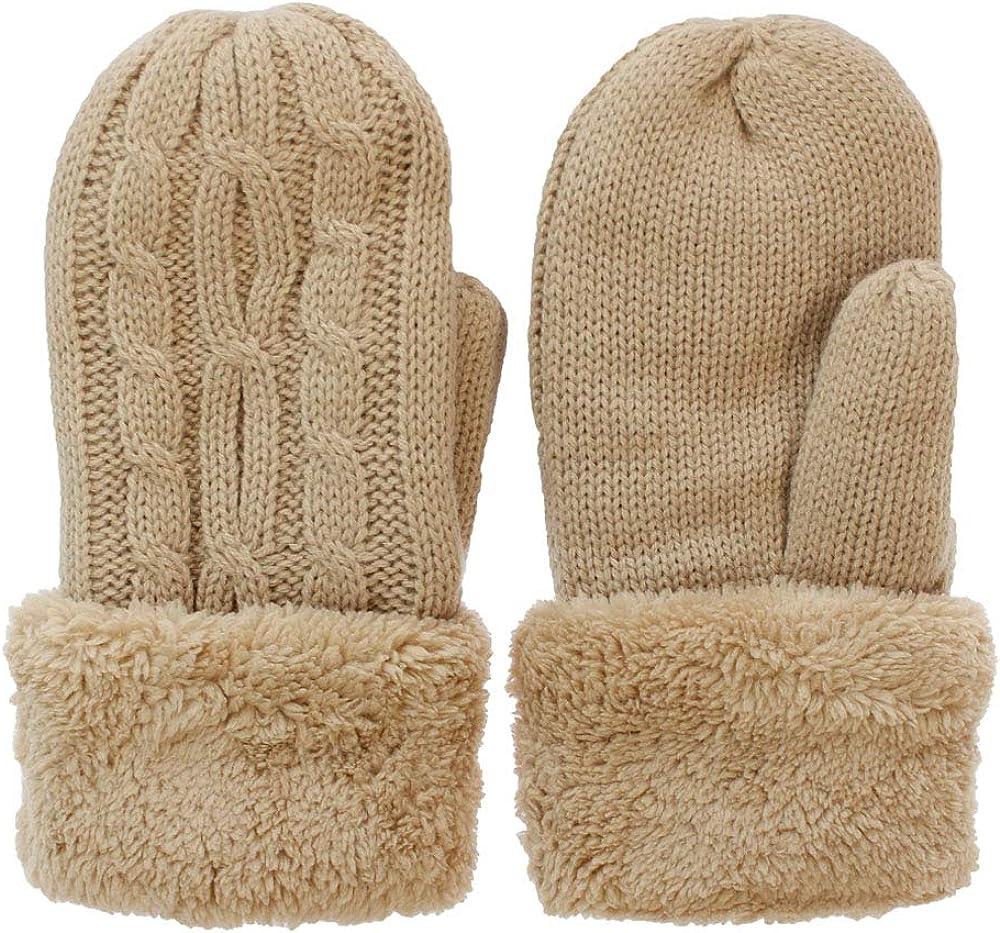 GlovesDEPO Women Knitted...
