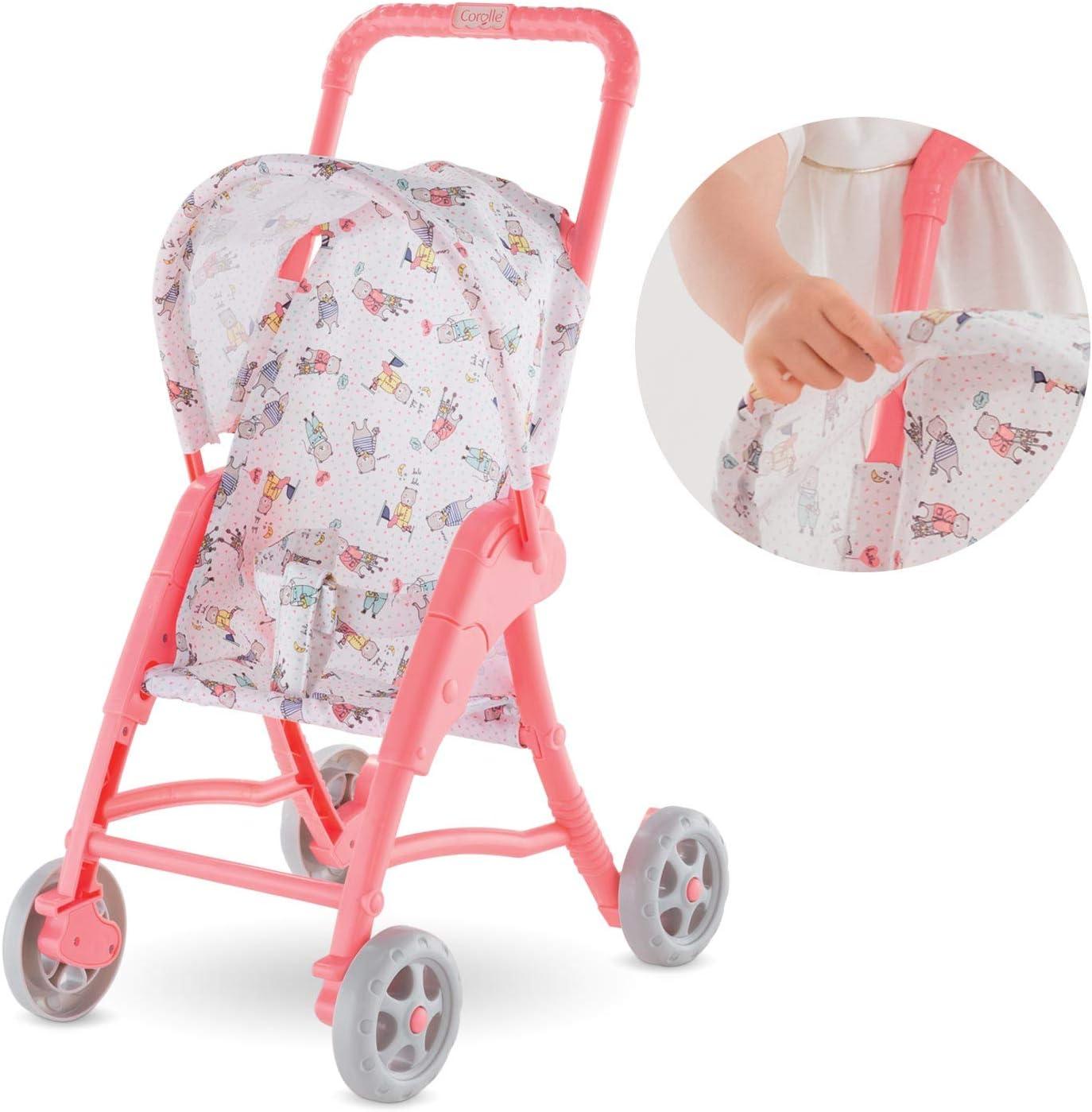 "Corolle - Mon Premier Poupon Stroller for 12"" Baby Dolls"