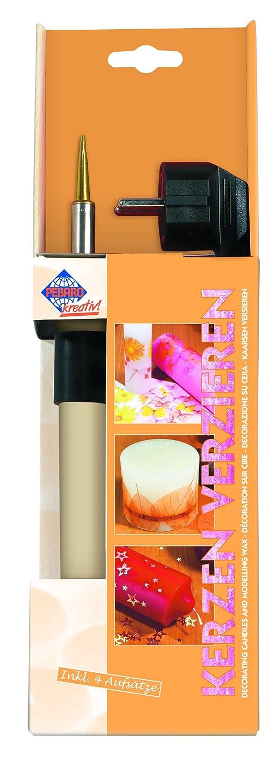 Accessori candela decorativa encausto con strumenti di 4230 V AC-50 Hz 5 W Pebaro 0271