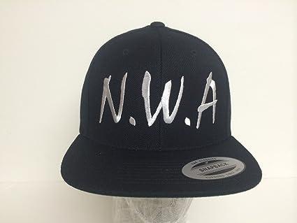 Amazon.com  Vintage NWA Snapback Hat  Sports   Outdoors 6670069e1d7