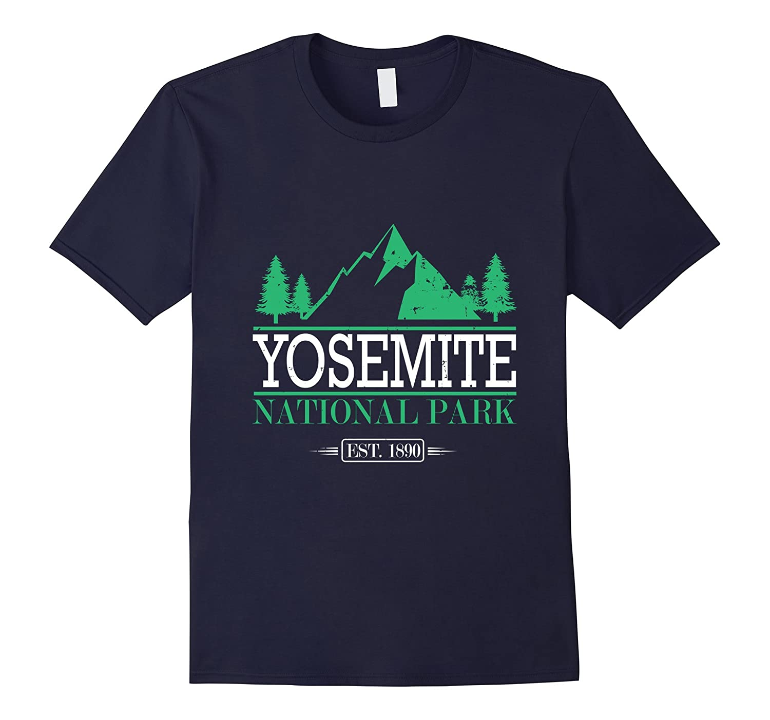 Yosemite National Park T-Shirt National Park Love Tee-RT