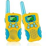 EUTOYZ Toys Pour 3 4 5 6 7 8 9 10 Year Old Boys Talkie Walkie Pour Enfants Cadeaux Pour