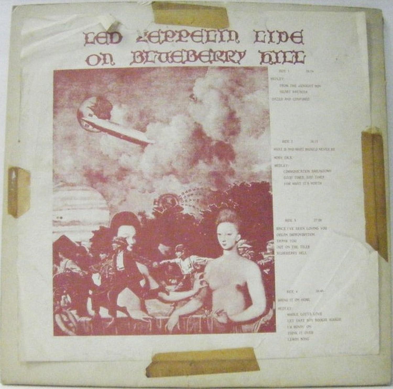 Led Zeppelin - Live on Blueberry Hill - Amazon com Music