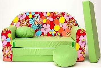z19 + - divano letto per bambini divano 3 in 1, composto da divano ... - Divano Letto Per I Bambini