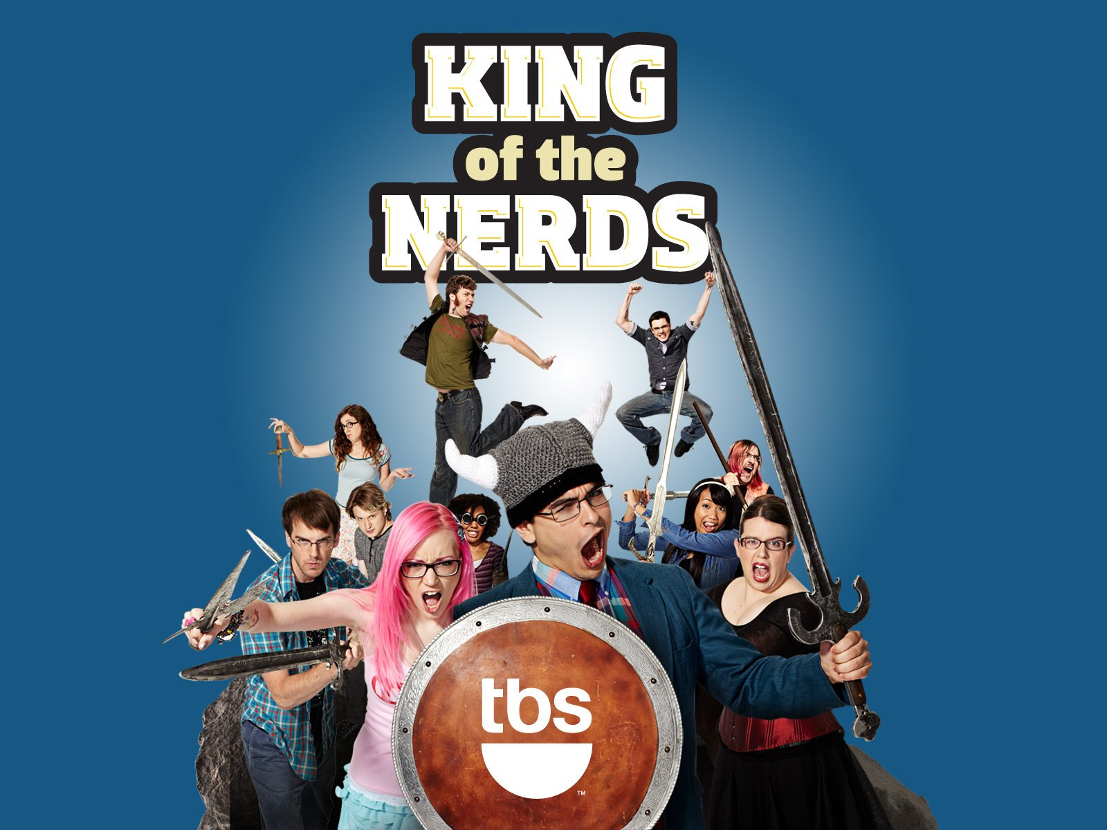 King of the nerds welcome to the nerdvana online dating