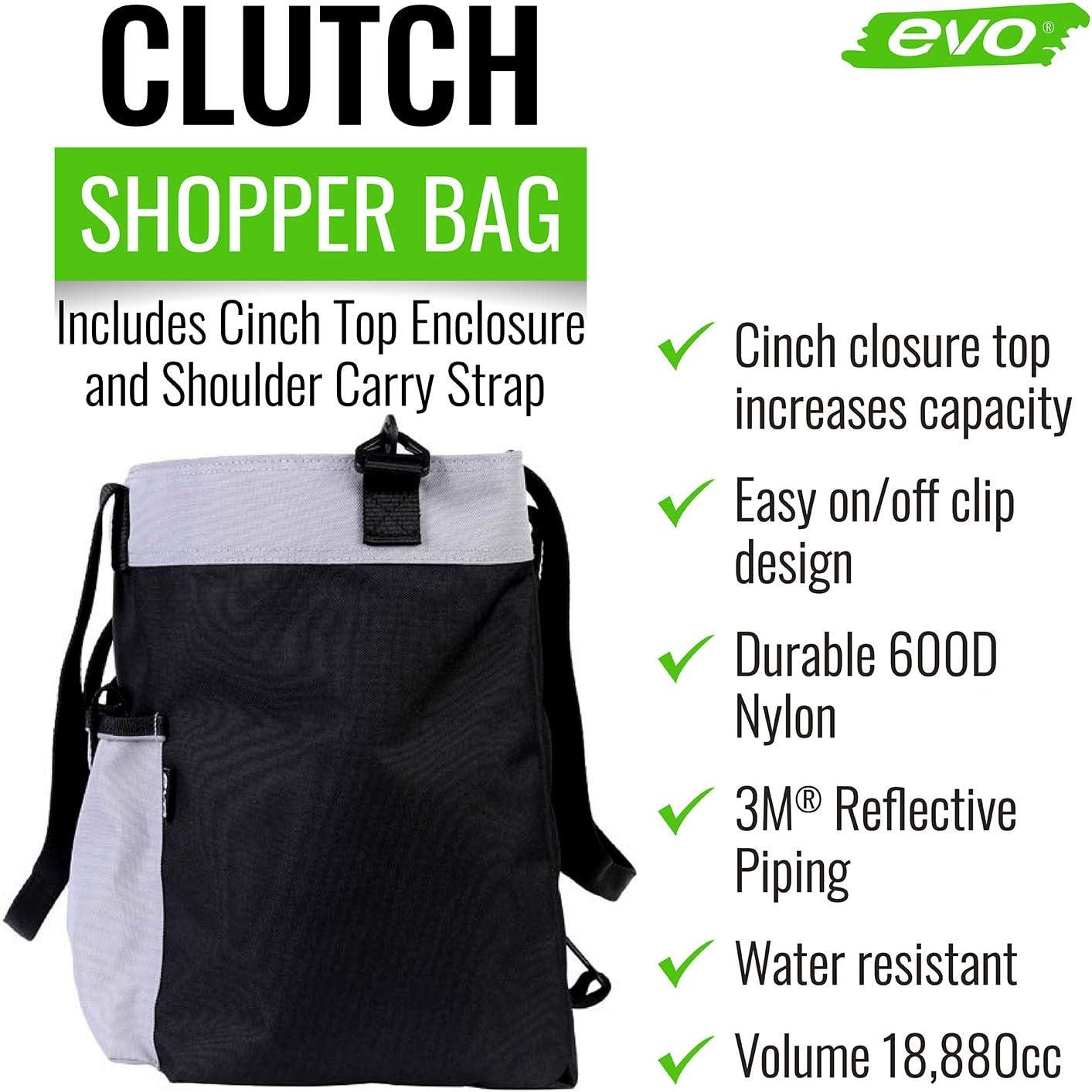 Shopper Bag Clutch Evo