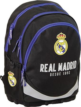 Unbekannt Exclusiv und Ergonomisch Real Madrid Schulrucksack