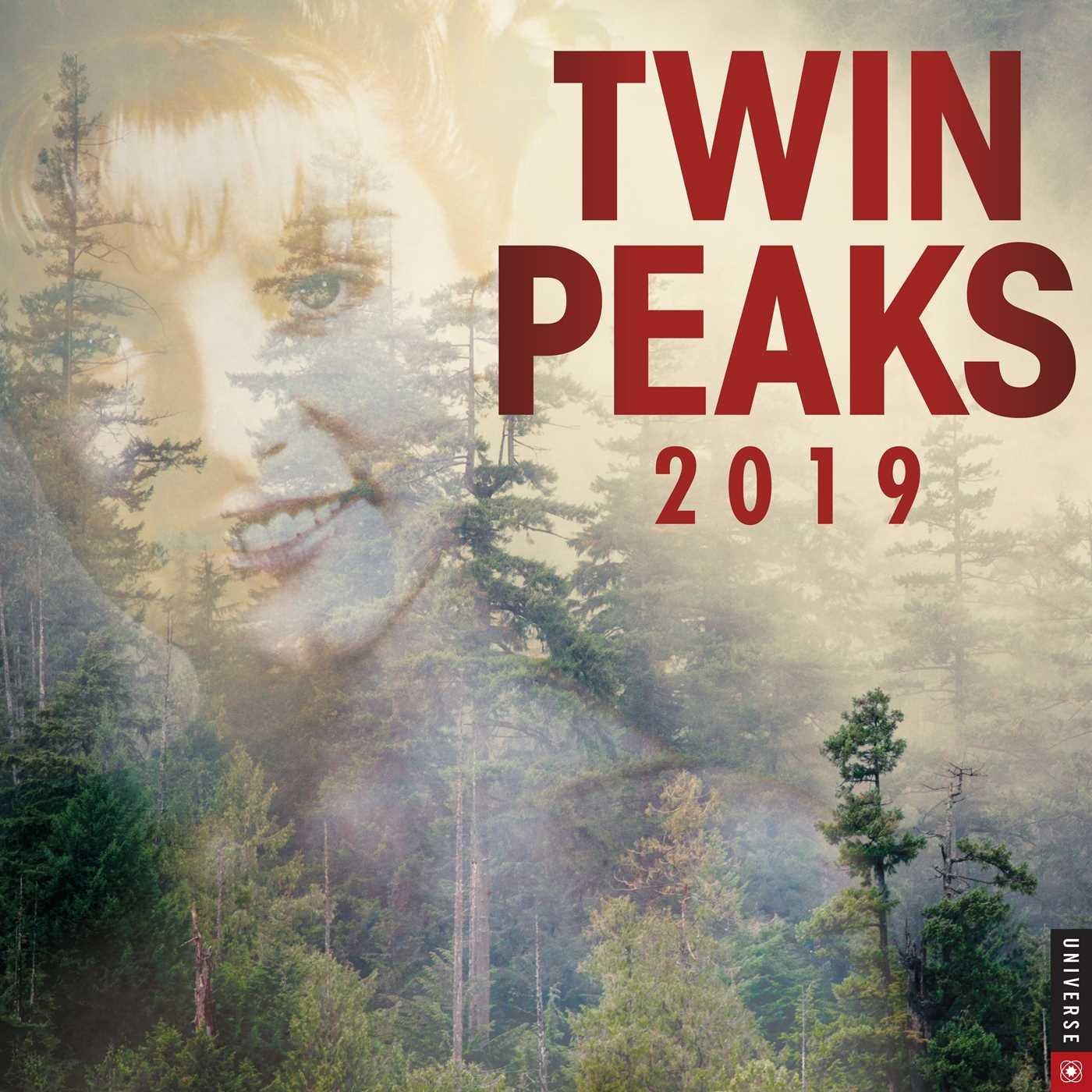 Twin Peaks 2019 Wall Calendar: Amazon.es: Showtime: Libros en idiomas extranjeros