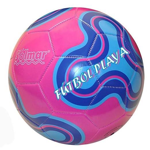 Solmar Balón de fútbol Playa Paraná: Amazon.es: Hogar
