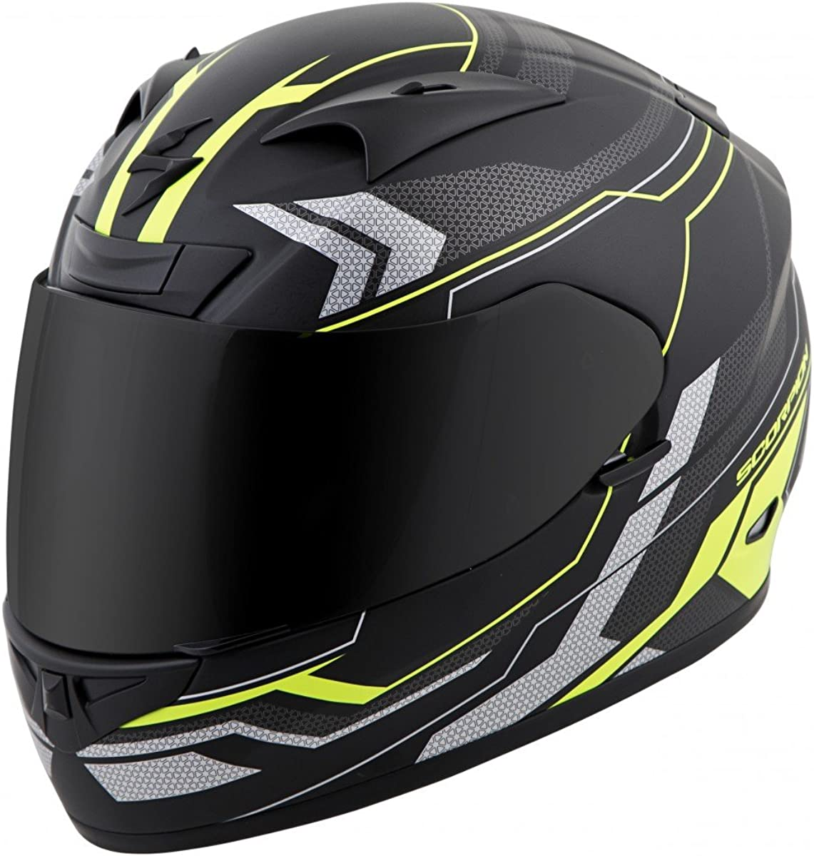 ScorpionExo Ranking TOP12 EXO-R710 gift Unisex-Adult Helme Full-Face-Style Transect