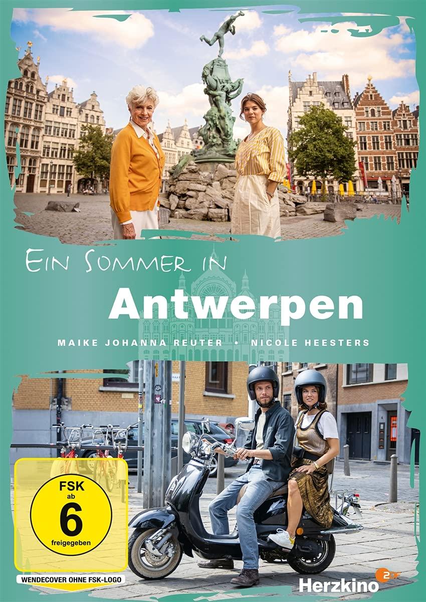 Cover: Ein Sommer in Antwerpen 1 DVD-Video (circa 89 min)