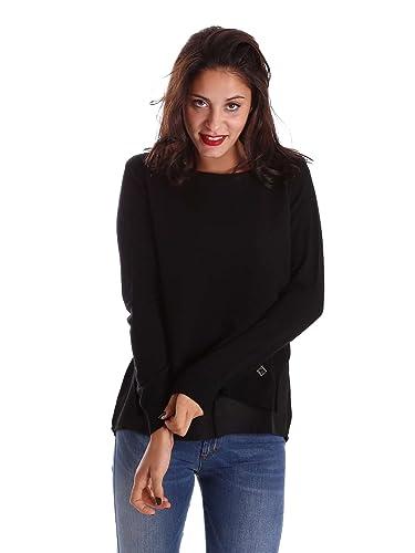 Gaudi jeans 721BD53023 Maglia Donna Nero S