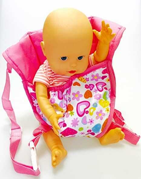 Jouet porte bébé