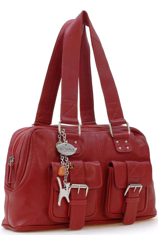 Sac à main en cuir - Caroline signé Catwalk Collection Catwalk Collection Handbags 5060274970497