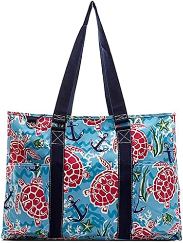 Canvas Nurse Small All Purpose Large Utility Bag with free monogram