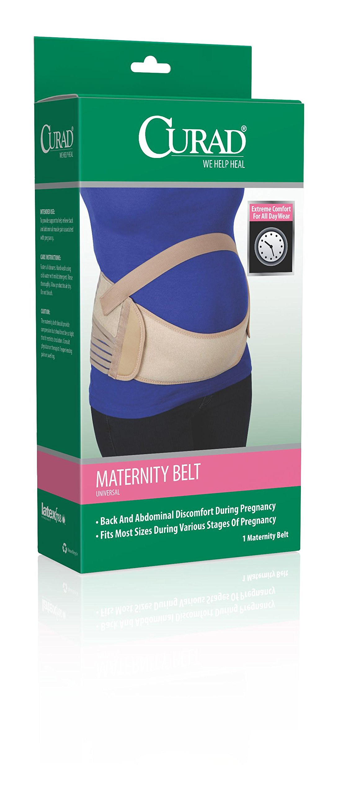 Curad Medium Maternity Belt (sizes 4 to 14) by Medline