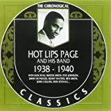 Hot Lips Page and His Band: The Chronological Classics, 1938-1940