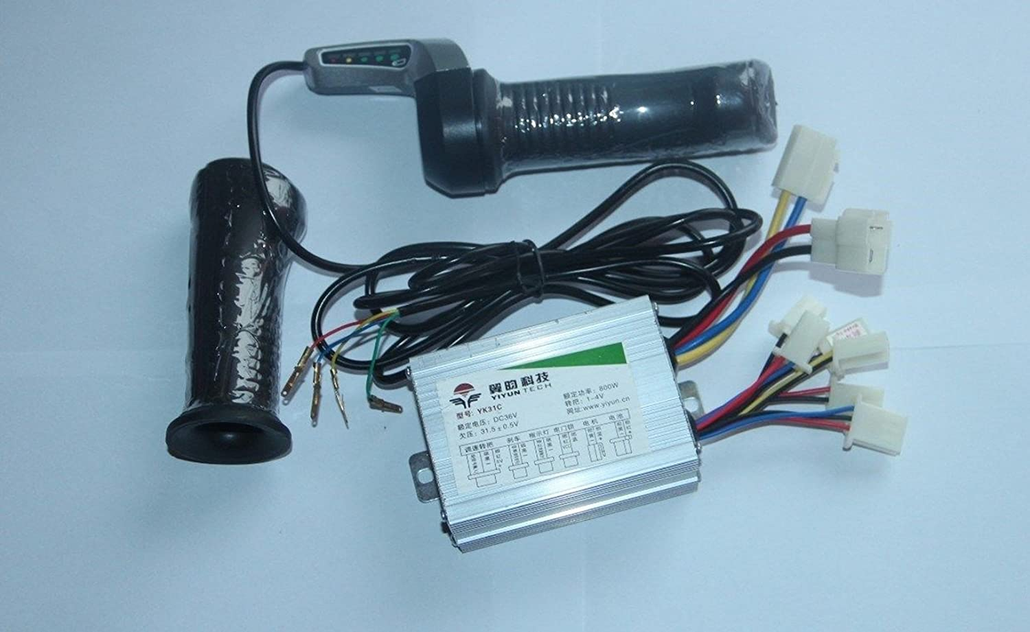 Amazon.com : Scooter 36V 800W Motor Brushed Speed Controller ...