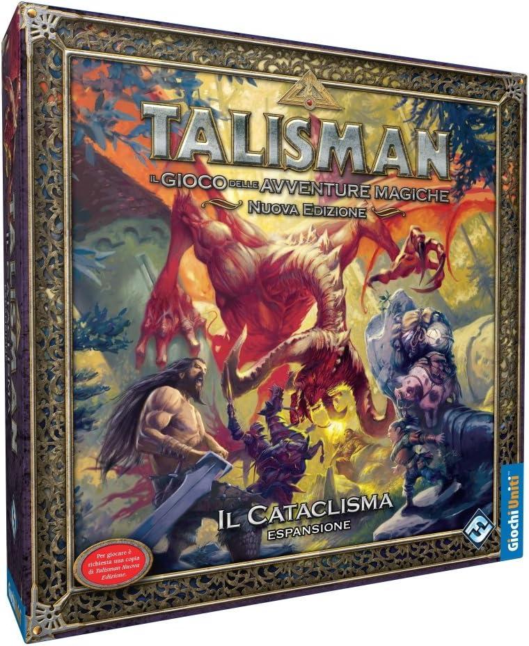 Giochi Uniti Talisman - Expansión para Talisman El cataclismo Multicolor: Amazon.es: Juguetes y juegos