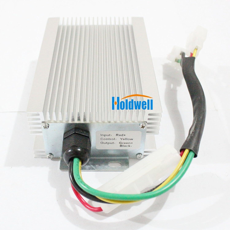 amazon com holdwell dc converter 72v to 12v step down reducer 0a rh amazon com