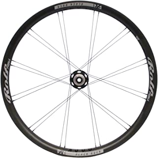 "product image for Rolf Prima Black Rock 27.5"" 15mm/9mm Centerlock Front Wheel"