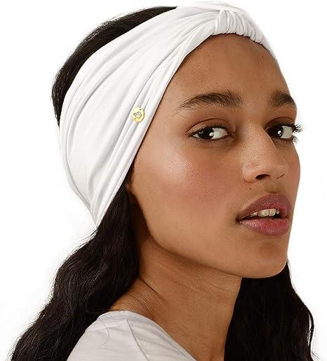 Fitness Running Men Women/'s Wide Elastic Headband for Sports Yoga Alopecia