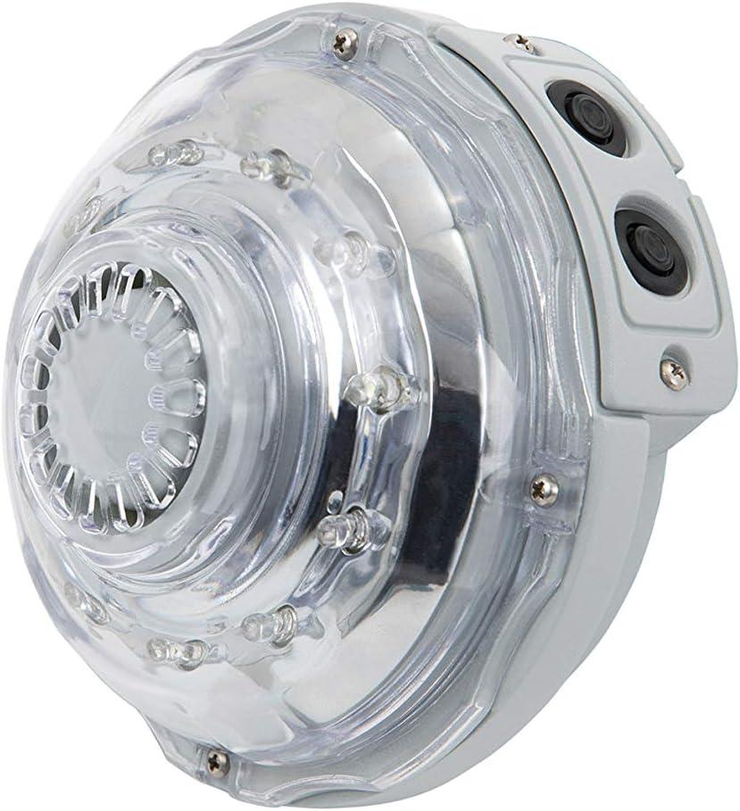 Intex 28504 - Lámpara hidroeléctrica LED multicolor para Spa con Jets