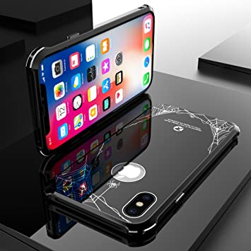 Amazon.com: Wskshop - Carcasa para iPhone 7 y iPhone 8, de ...