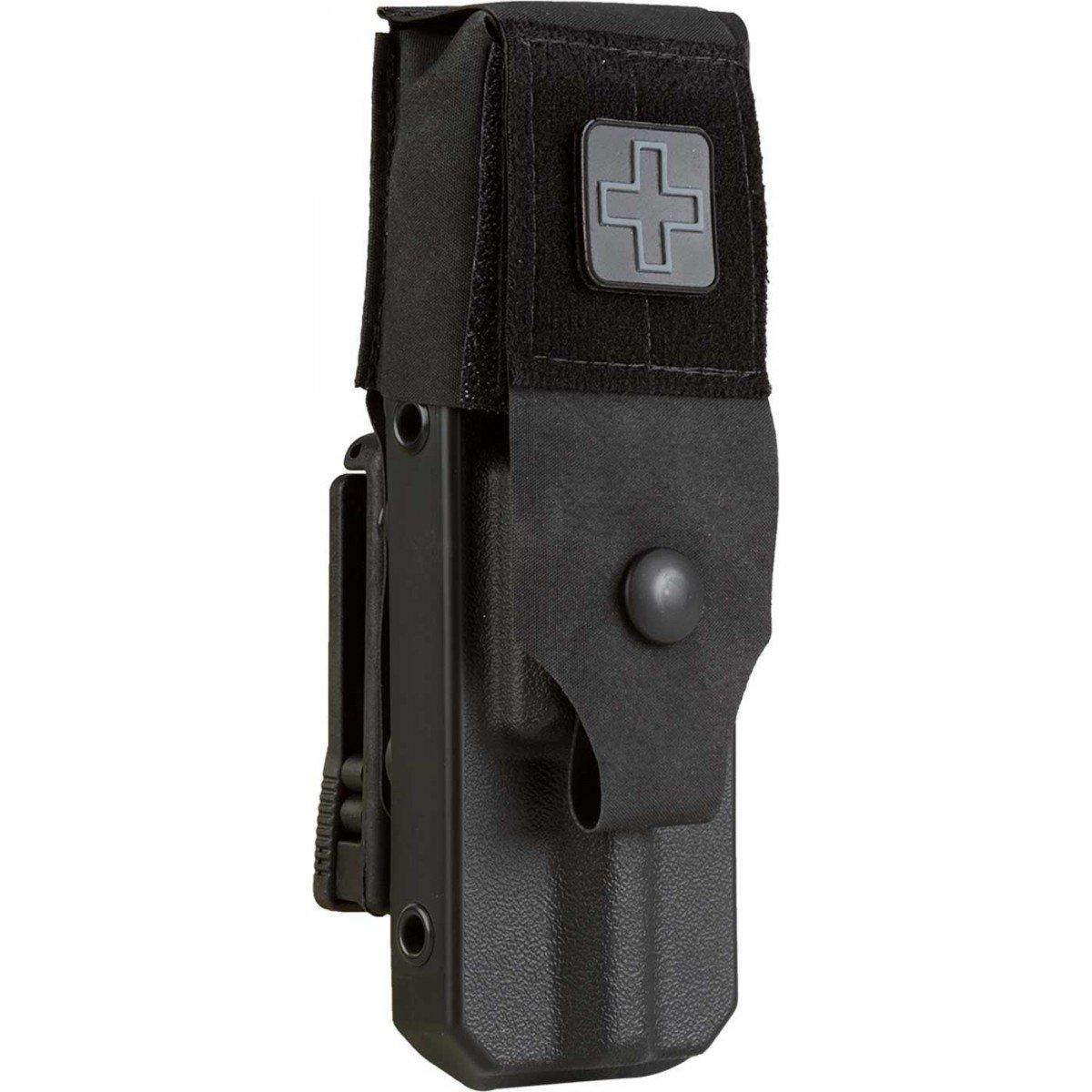 NAR Rigid C-A-T Tourniquet Case With Cover & Tourniquet Combination - GEN 7 (black)