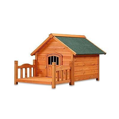 Pet Squeak Porch Pups Dog House