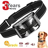 ZBLLM Bark Collar small dog for medium dogs large beep sound ultrasound harmless shock with USB Rechargeable Dog Bark Collar Safe Control Device