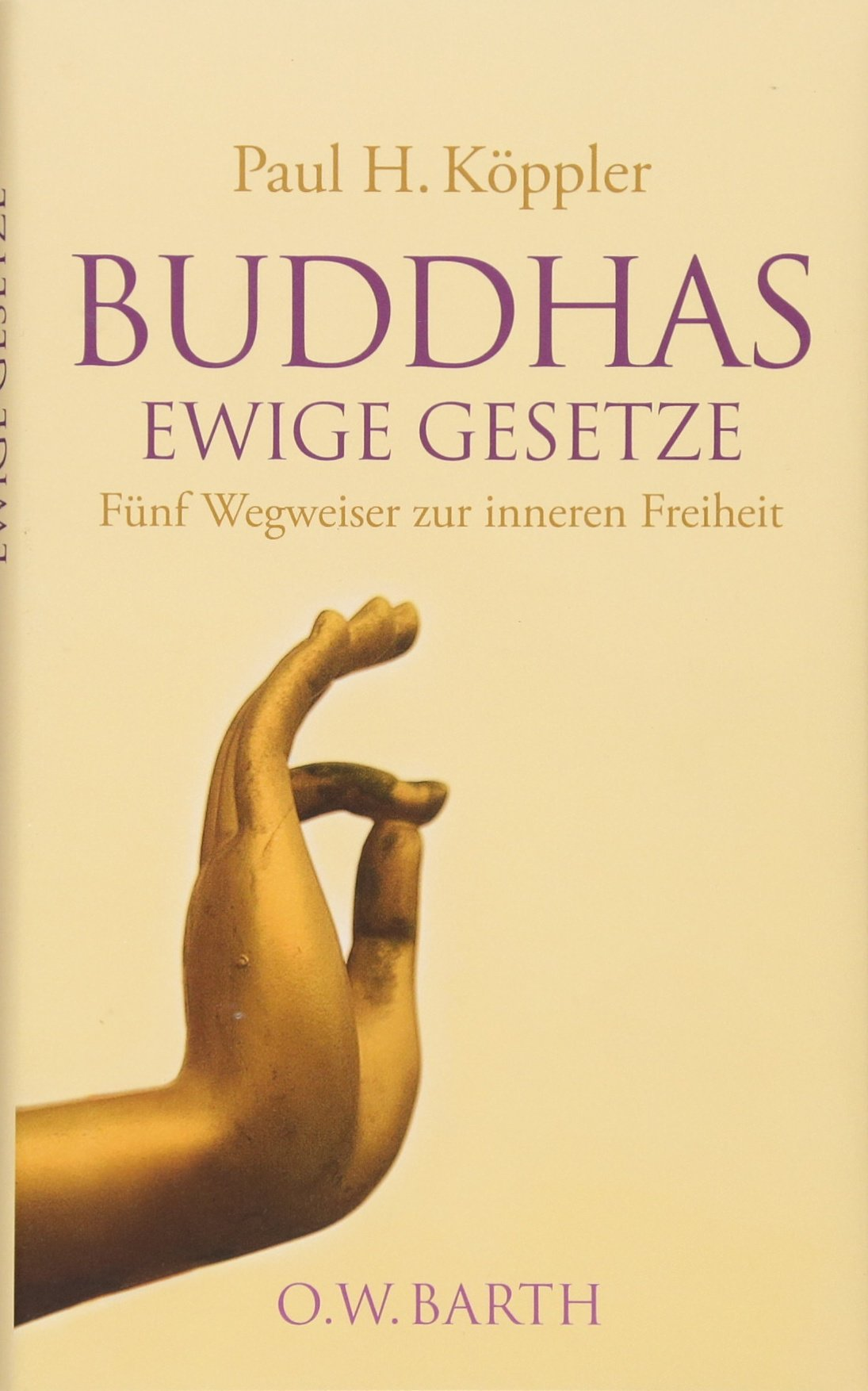 Image result for paul köppler buddhas ewigen gesetze