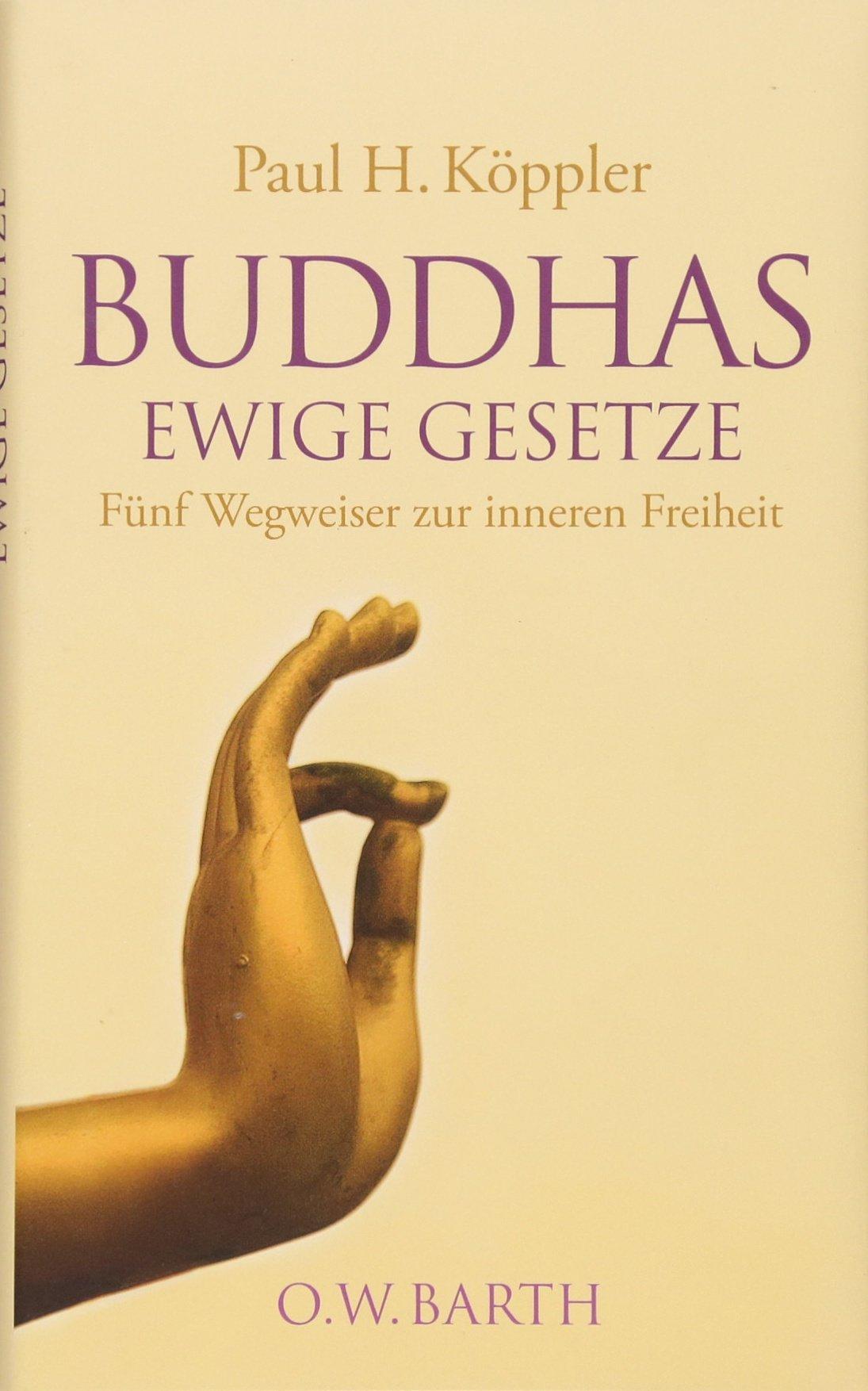 Image result for paul köppler buddhas ewigen gesetze