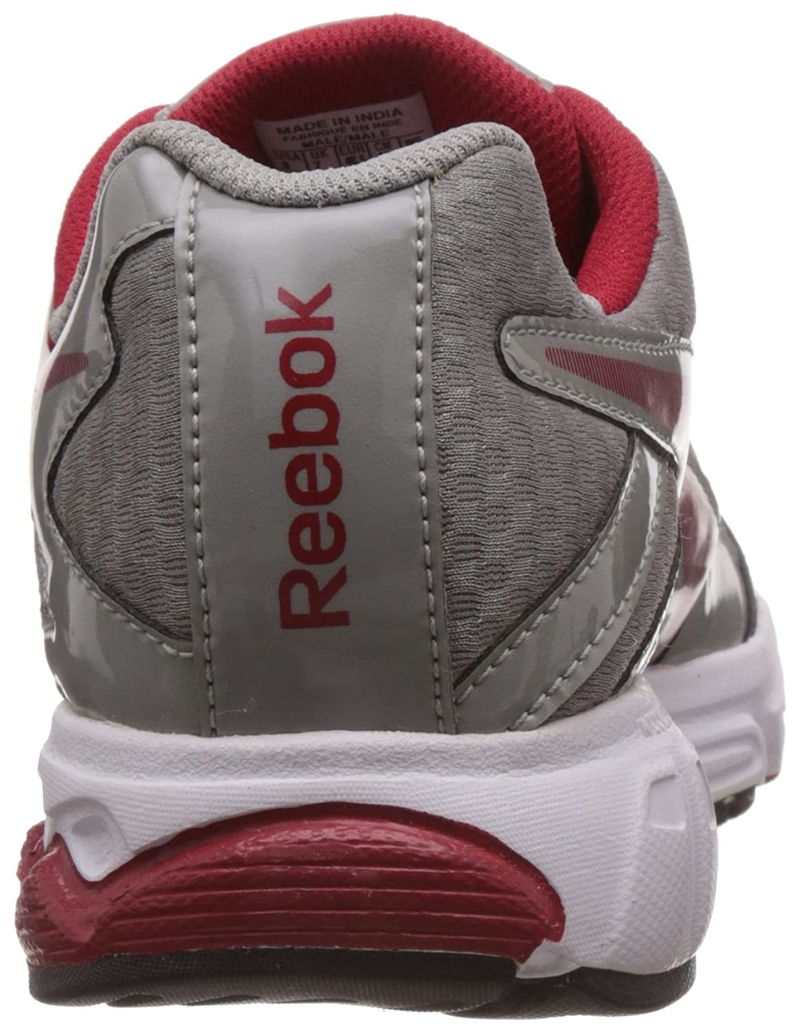 3a082129a8c Reebok Men s Dynamic Ride Lp Carbon and Red Mesh Running Shoes - 7 UK  Buy  Online at Low Prices in India - Amazon.in