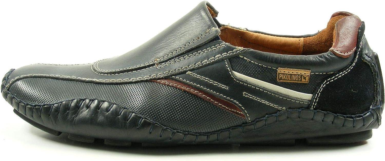 Pikolinos 15A-6079 Fuencarral Zapatos Mocasines de Cuero para Hombre