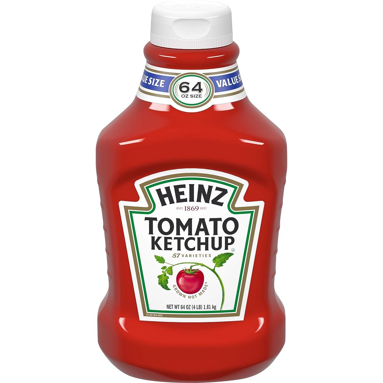 Heinz Tomato Ketchup (64 oz Bottle)