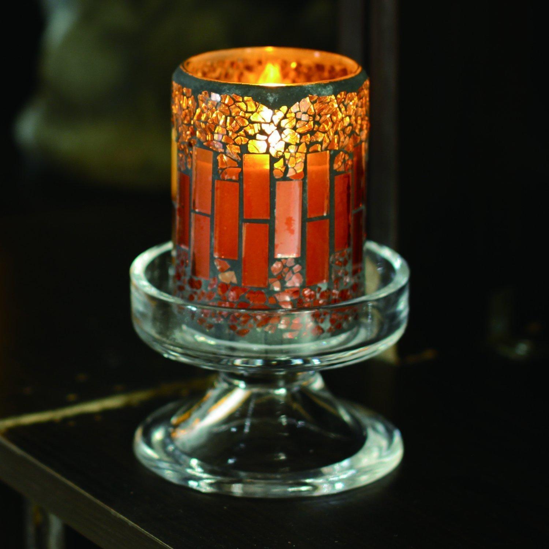 71rzKBoTP5L._SL1500_ Stilvolle Warum Flackern Kerzen Im Glas Dekorationen