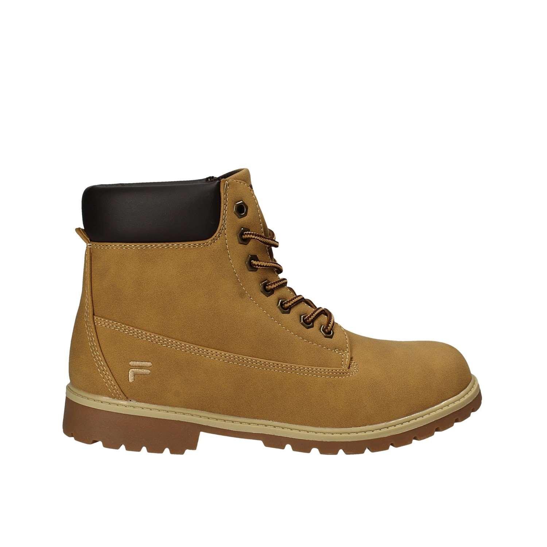 Fila MAVERICK MID Chaussures Mode Sneakers Homme Cuir Suede Noir 8b6H9rVH
