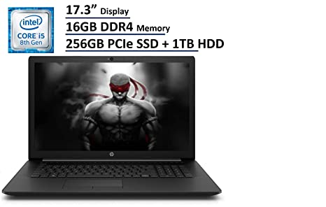 Amazon.com: 2019 - Portátil HP 17 de 17,3 pulgadas HD+ ...