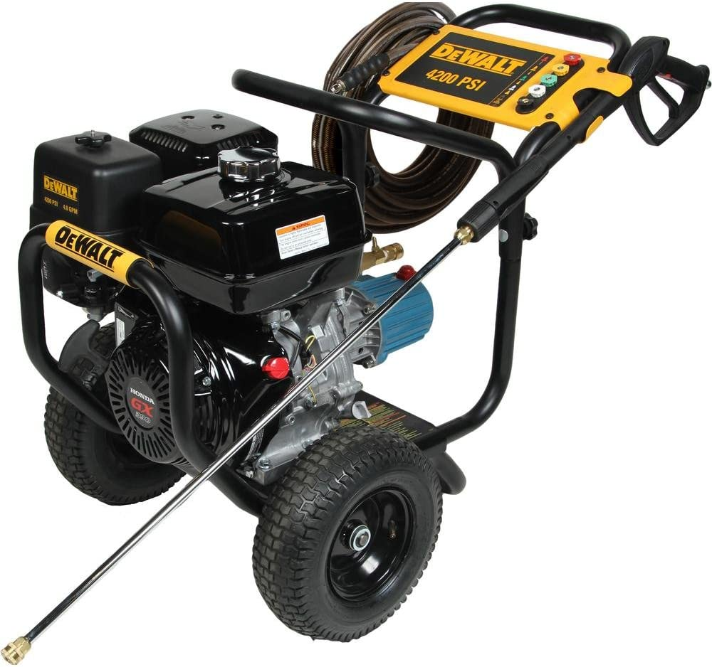 DEWALT 4400 PSI at 4.0 GPM Gas Pressure Washer