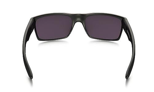 Amazon.com: Oakley TwoFace Covert anteojos de sol mate negro ...