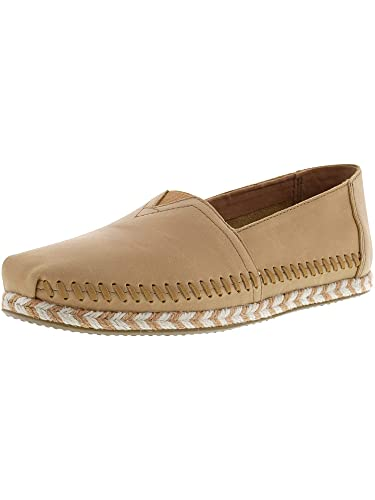 badc95c6fc6 Image Unavailable. Image not available for. Color  TOMS Women s Classic  Leather Rope Sole ...