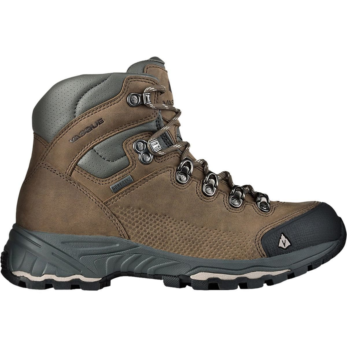 Vasque St. Elias GTX Backpacking Boot - Women's Bungee Cord/Silver Cloud, 9.0