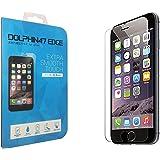 iPhone 8 ガラスフィルム 液晶保護フィルム 4.7インチ フィルム 強化ガラス 日本製 素材 旭硝子使用 3D Touch対応 硬度 9H DOLPHIN47 EDGE