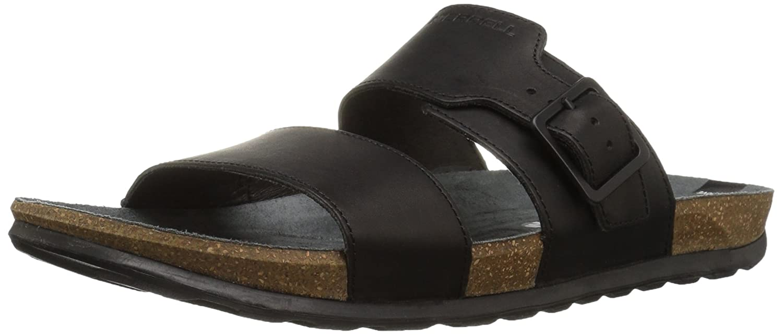 3d193f8f4e5f Amazon.com  Merrell Men s Downtown Slide Buckle Sandal  Shoes